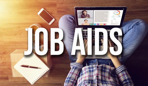 job aids